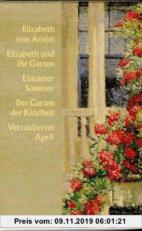 Gebr. - Verzauberte Gärten: Geschenkausgabe in vier Bänden: 4 Bde.