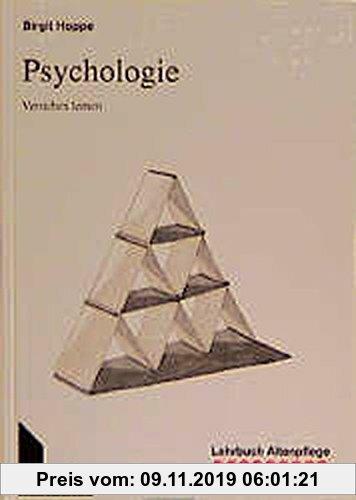 Gebr. - Lehrbuch Altenpflege, Psychologie