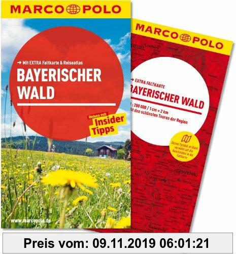 Gebr. - MARCO POLO Reiseführer Bayerischer Wald
