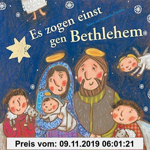 Gebr. - Es zogen einst gen Bethlehem: Die Weihnachtsgeschichte - auch für Heidenkinder