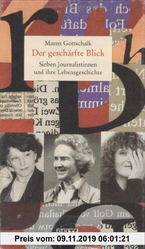 Gebr. - Der geschärfte Blick (Beltz & Gelberg - Biographie)