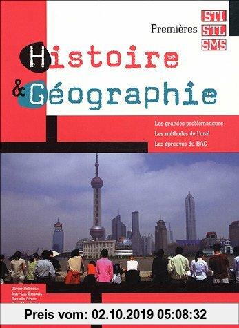 Gebr. - Histoire & Géographie 1es STI-STL-SMS