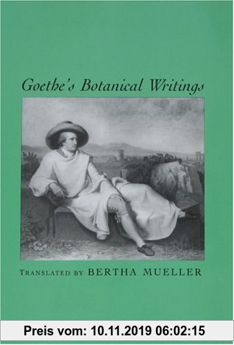Gebr. - Goethe's Botanical Writings