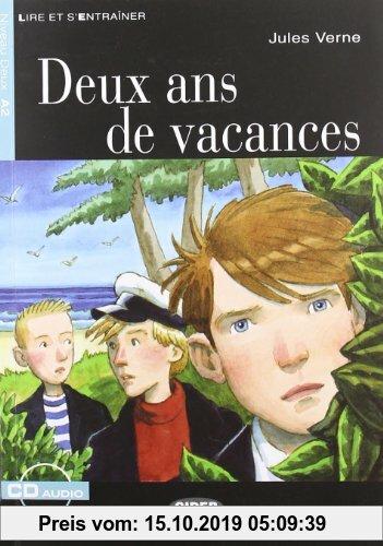 Gebr. - DEUX ANS DE VACANCES.VICENS VIVES (Lire Et S'Entrainer)