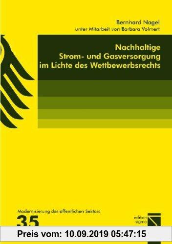 Gebr. - Nachhaltige Strom- und Gasversorgung im Lichte des Wettbewerbsrechts