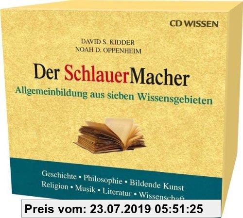 Gebr. - CD WISSEN - Der SchlauerMacher-Box. Allgemeinbildung aus sieben Wissensgebieten, 7 CDs