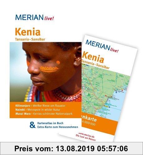 Gebr. - Merian live!: Kenia Tansania Sansibar