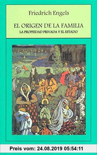 Gebr. - El Origen dea Familia: La Propiedad Privada y el Estado