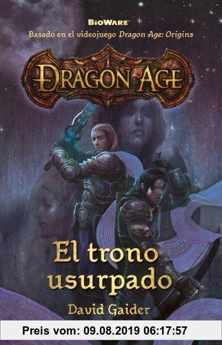 Gebr. - Dragon Age:El trono usurpado 01