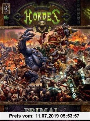 Gebr. - Hordes Primal Mk II Hardcover: Vollblut Fantasy Miniaturenspiel