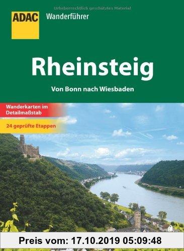 Gebr. - ADAC Wanderführer Rheinsteig