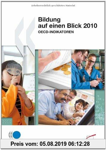 Gebr. - Bildung auf einen Blick 2010: OECD-Indikatoren