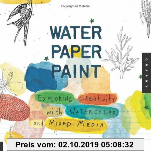 Gebr. - Water Paper Paint: Exploring Creativity with Watercolor and Mixed Media