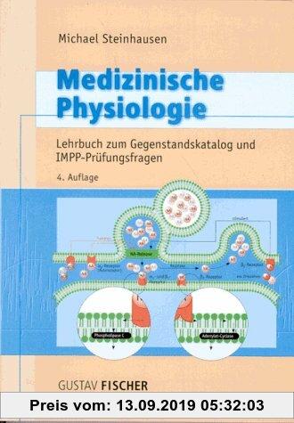 Gebr. - Medizinische Physiologie, in 2 Tln., Lehrbuch