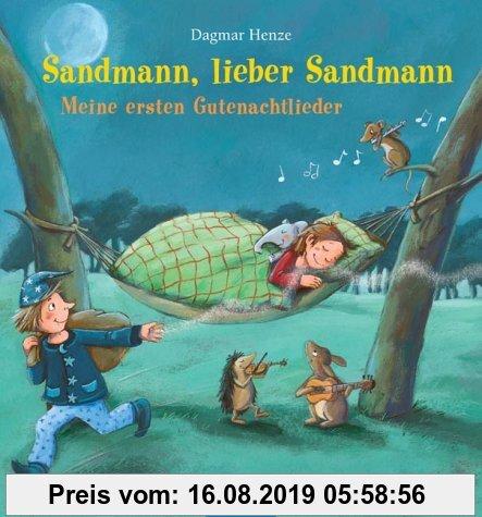 Gebr. - Sandmann, lieber Sandmann: Meine ersten Gutenachtlieder