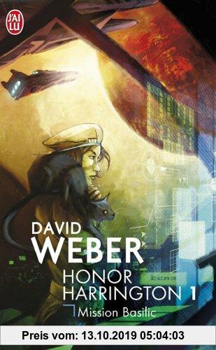 Gebr. - Honor Harrington, Tome 1 : Mission Basilic