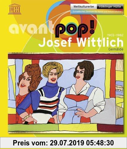 Gebr. - Josef Wittlich (1903-1982). Gemälde: Avant pop
