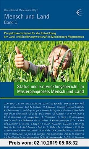 Gebr. - Status und Entwicklungsbericht im Masterplanprozess Mensch und Land: Perspektivkommision für die Entwicklung der Land- und Ernährungswirtschaf