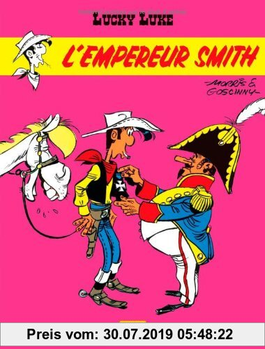 Gebr. - Lucky Luke 13: L'empereur smith
