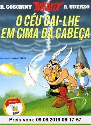 Gebr. - Asterix 33: O Céu Cai-lhe em Cima da Cabeça (port.)