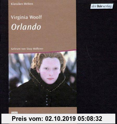 Gebr. - Orlando, 8 Audio-CDs