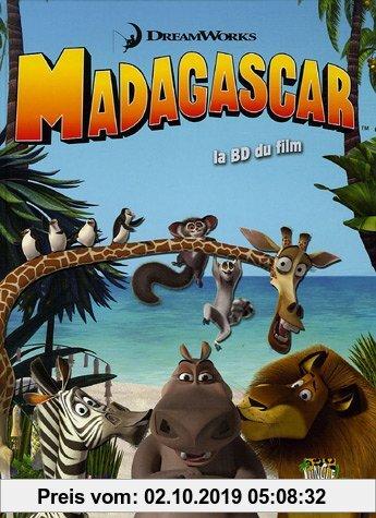 Gebr. - Madagascar : La BD du film