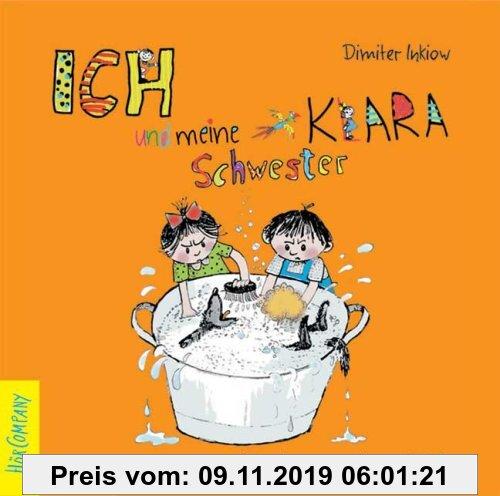 Gebr. - Ich und meine Schwester Klara: Sprecher: Ilona Schulz, Jewelcase,1 CD, 1 Std. 16 Min.