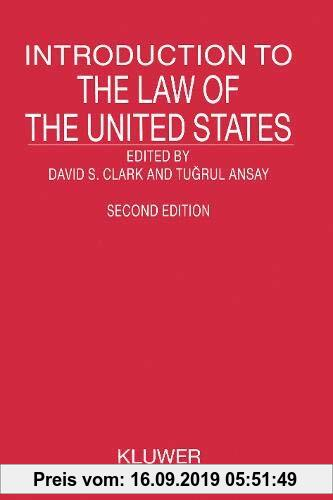 Gebr. - Introduction to the Law of the United States