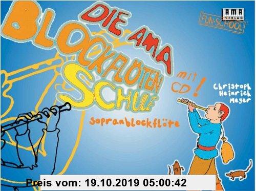 Gebr. - Die AMA-Blockflötenschule. Mit CD