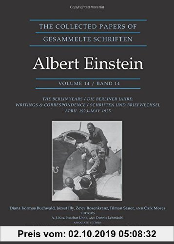 Gebr. - The Collected Papers of Albert Einstein, Volume 1: The Early Years, 1879-1902
