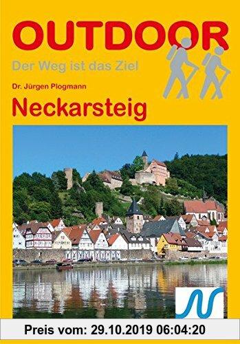 Gebr. - Neckarsteig (OutdoorHandbuch)