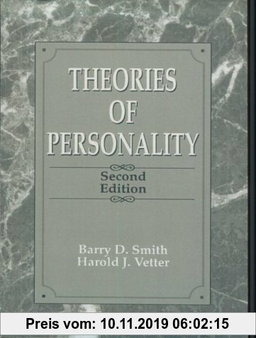 Gebr. - Theories of Personality (Mysearchlab Series 15% Off)