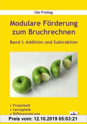 Gebr. - Modulare Förderung zum Bruchrechnen I: Addition und Subtraktion
