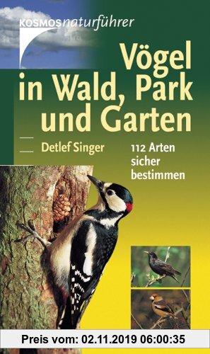 Gebr. - Vögel in Wald, Park und Garten