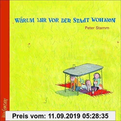 Gebr. - Warum wir vor der Stadt wohnen: Sprecher: Samuel Weiss, Anikó Donáth. Musik: Max Lässer. 1 CD Digipack, Laufzeit  50 Min.