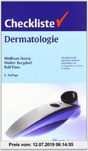 Gebr. - Checkliste Dermatologie: Venerologie, Allergologie, Phlebologie, Andrologie