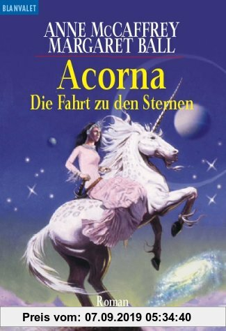 Gebr. - Acorna, Die Fahrt zu den Sternen
