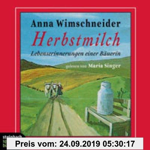 Gebr. - Herbstmilch. Lebenserinnerungen einer Bäuerin. 4 CDs