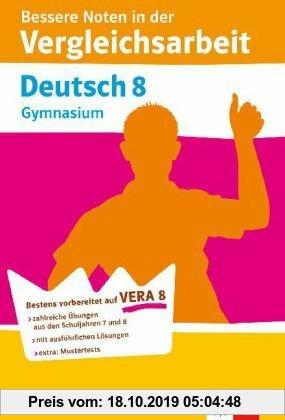 Gebr. - VERA 8 Deutsch Gymnasium. Sicher in die Vergleichsarbeit
