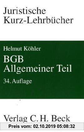 Gebr. - BGB Allgemeiner Teil