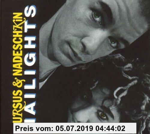 Gebr. - Ursus und Nadeschkin: Hailights. CD. . Live-Aufnahmen