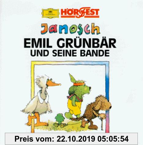 Gebr. - Emil Grünbär und seine Bande. CD
