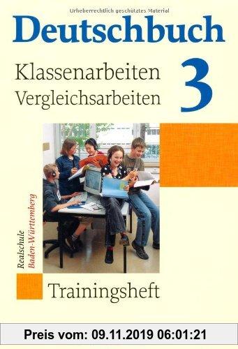 Gebr. - Band 3: 7. Schuljahr - Klassenarbeitstrainer mit Lösungen: Trainingsheft mit Lösungen