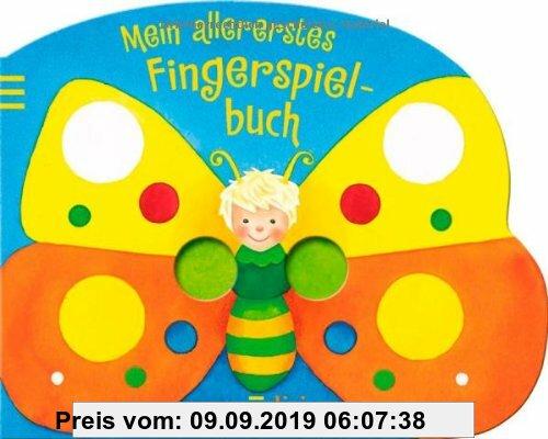 Gebr. - Mein allererstes Fingerspielbuch: Ab 18 Monate