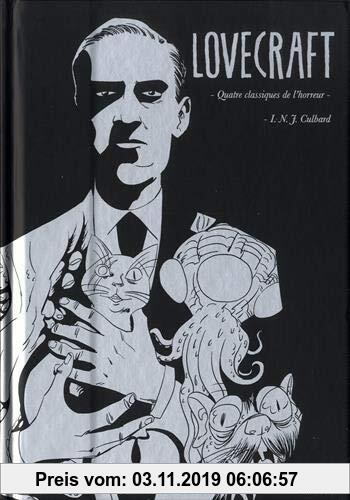 Gebr. - Lovecraft : Quatre classiques de l'horreur