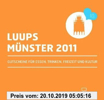 Gebr. - LUUPS - MÜNSTER 2011: Gutscheine für Essen, Trinken, Freizeit und Kultur