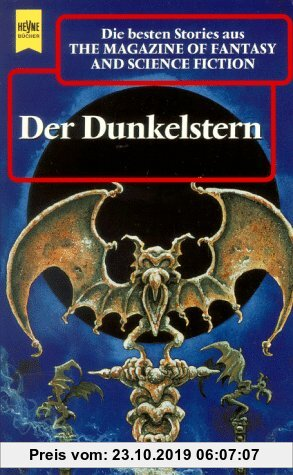 Gebr. - Die besten stories aus The Magazine of Fantasy and Science Fiction, folge 97: Der Dunkelstern