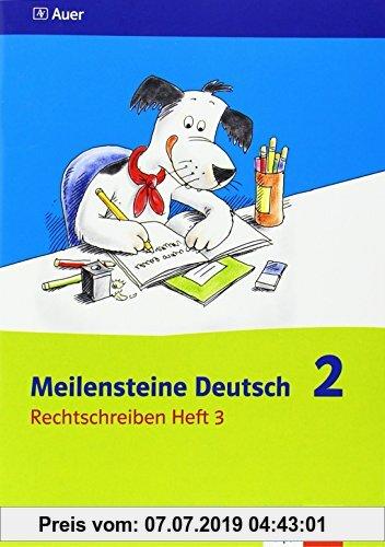Gebr. - MEILENSTEINE DEUTSCH, RECHTSCHREIBEN