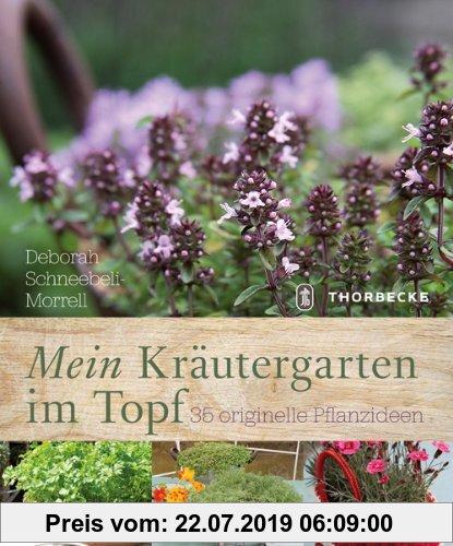Gebr. - Mein Kräutergarten im Topf: 35 originelle Pflanzideen