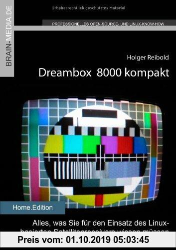 Gebr. - Dreambox 8000 kompakt